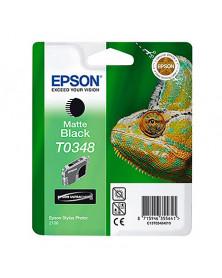 Epson T0348 Negro Mate Original