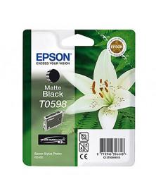 Epson T0598 Negro Mate Original