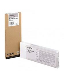 Epson T6067 Gris Original