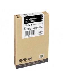 Epson T6128 Negro Mate Original