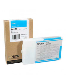 Epson T6132 Cian Original