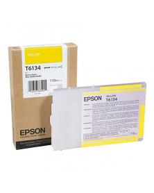 Epson T6134 Amarillo Original