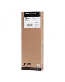 Epson T6148 Negro Mate Original