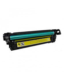 Toner HP CE252A (504A) Amarillo Compatible