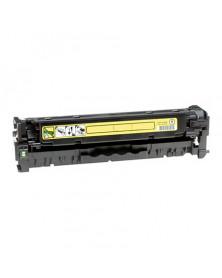 Toner HP CB542A (125A) Amarillo Compatible