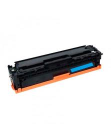 Toner HP CF411X (410X) Cian Compatible