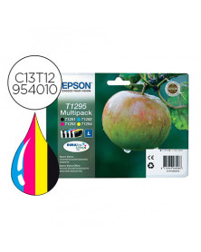Ink-jet epson t1295 sx420 / 525wd / 620fw t12914+240+340+440 pack multicolor