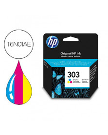 Ink-jet hp n. 303 envy photo 6230 / 7130 / 7830 color tricolor capacidad 200 paginas