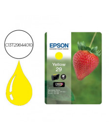 Ink-jet epson home 29 t2984 xp435/330/335/332/430/235/432 amarillo 175 pag