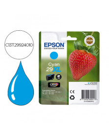 Ink-jet epson home 29xl t2992 xp435/330/335/332/430/235/432 cian 450 pag