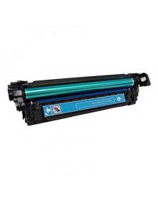 Toner HP CE251A (504A) Cian Compatible PREMIUM