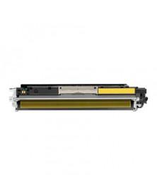 Toner HP CE312A (126A) Amarillo Reciclado