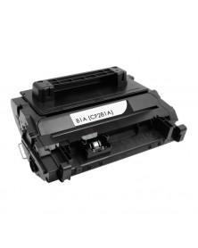 Toner HP CF281A (81A) Negro Reciclado PREMIUM