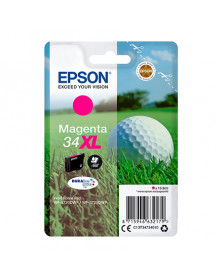 Epson T3473 (34XL) Magenta Original
