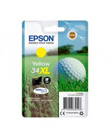 Epson T3474 (34XL) Amarillo Original