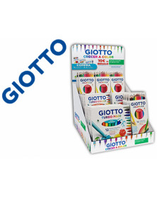 Expositor sobremesa giotto & united colors of benetton multiproducto 280x340x500 mm
