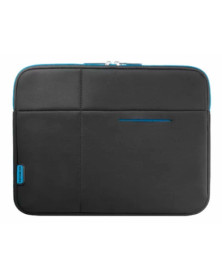 "Funda samsonite airglow sleeves para portatil de 13,3"" neopreno color negro 50x335x250 mm"
