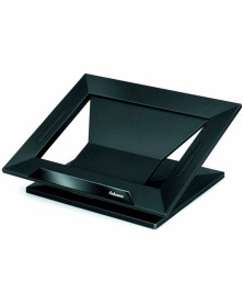 "Soporte fellowes para portatil hasta 17"" angulo ajustable hasta 30 base antideslizante 335x284x101 mm"