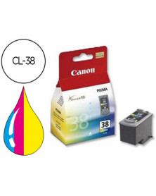 Ink-jet canon ip1800/2500 color cl-38