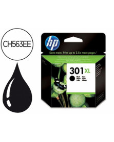 Ink-jet hp 301xl negro