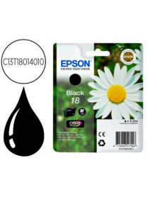Ink-jet epson t18 negro expression home xp-102 xp-205 xp-305 xp-405 capaciidad 175 pag
