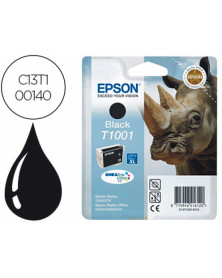 Ink-jet epson stylus office t1001 b40w / bx600fw / sx600fw negro 995 pag