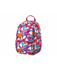 Cartera escolar pelikan kids backpack geometric 400x280x150 mm