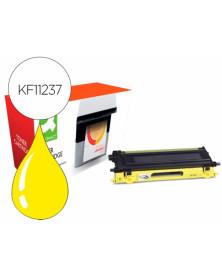 Toner compatible q-connect brother tn423y hl-l8260 / 8360 amarillo 4000 paginas