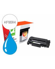 Toner compatible q-connect canon lbp710c i-sensys lbp-710 / 712 cian 10000 paginas