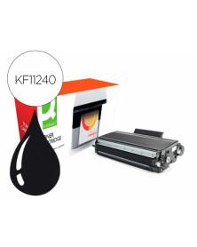 Toner compatible q-connect brother tn3480 hl-l5000 / l5100 / l5200 / l6300 / l6400 negro 8000 paginas