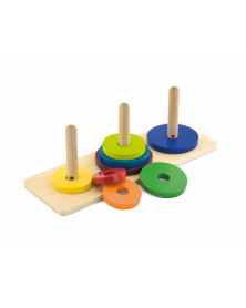 Juego andreutoys tower of hanoi