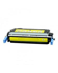 Toner HP CB402A (642A) Amarillo Reciclado PREMIUM