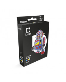Brother LC980 / LC1100 Negro Compatible