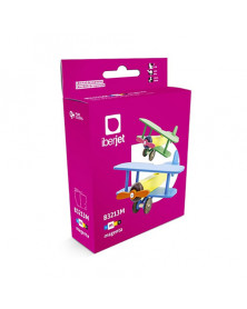 Brother LC3213 Magenta Compatible