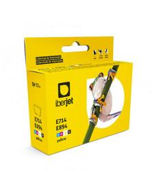 Epson T0714 Amarillo Reciclado PREMIUM