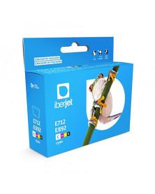 Epson T0712 Cian Reciclado PREMIUM
