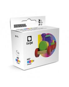 HP 57 Color Tricolor Reciclado PREMIUM