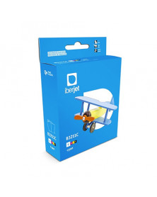 Brother LC3211 Cian Compatible
