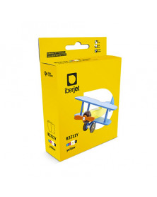 Brother LC3211 Amarillo Compatible