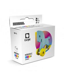 HP 301 XL Color Reciclado PREMIUM