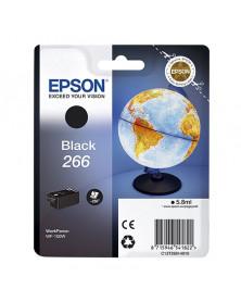 Epson T266 (266) Negro Original