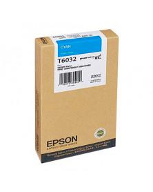 Epson T6032 Cian Original