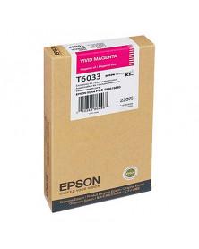 Epson T6033 Magenta Vivo Original