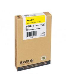 Epson T6034 Amarillo Original