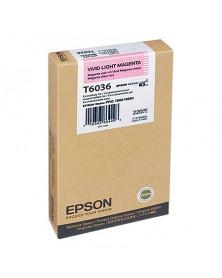 Epson T6036 Magenta Claro Vivo Original