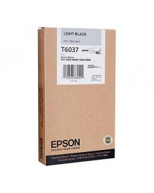 Epson T6037 Gris Original